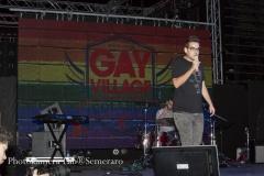 Circolo delle Farfalle. gay village