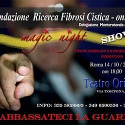 Fondazione Fibrosi Cistica Progetto13#2012.