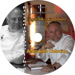 Chef Antonello Colonna