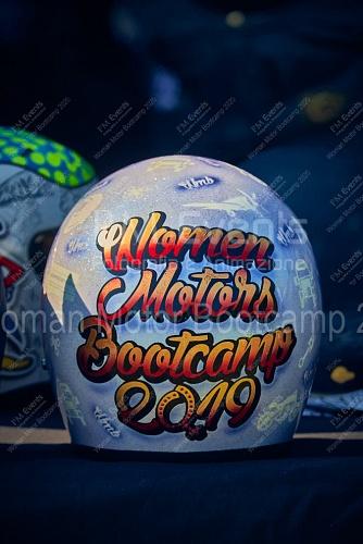 WMB2020 Montagnana (PD) Women Motor Bootcamp