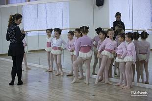 2019_02_02 - Stage di Danza Classica con Elisa Scala _ Art Ballet - Esame delle PICCOLE
