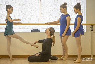 2019_02_02 - Stage di Danza Classica con Elisa Scala _ Art Ballet - Livello elementare (11/13 anni)