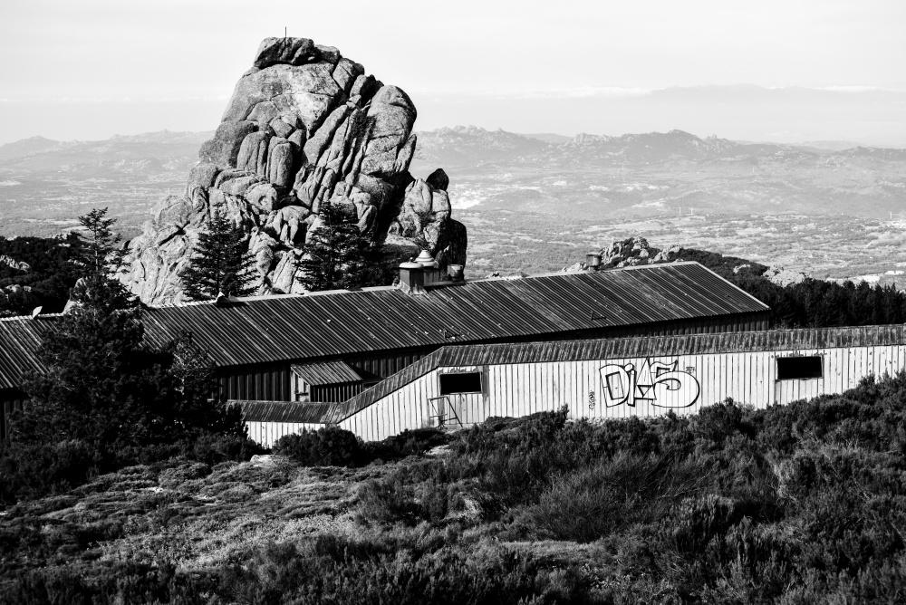 Ex Base Usaf - Monte Limbara
