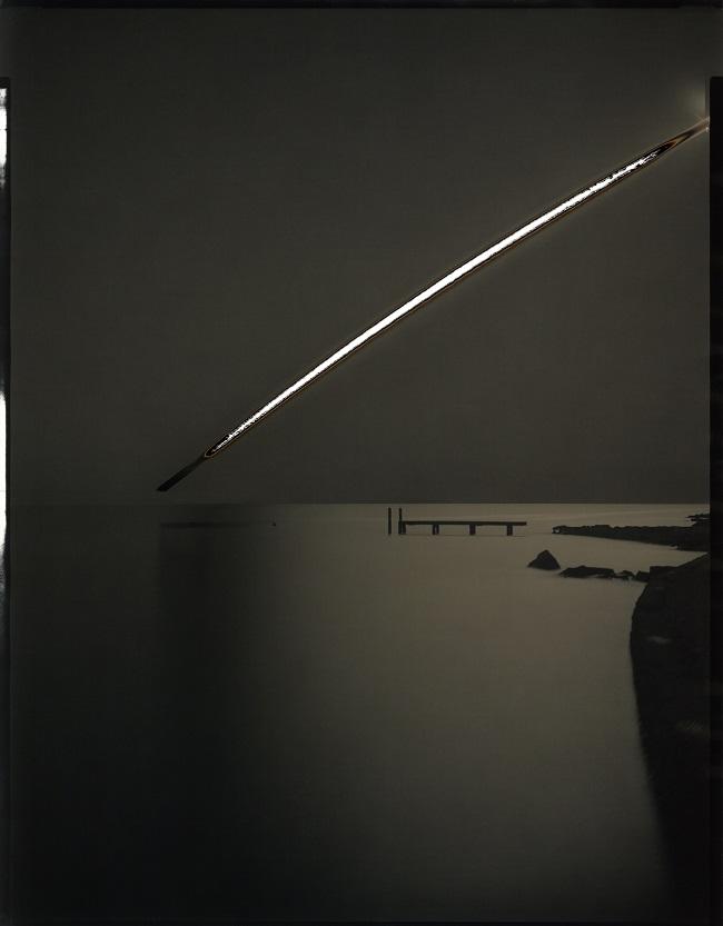 Gelatin silver paper #325. 11x14 inches. Unique, 2020.