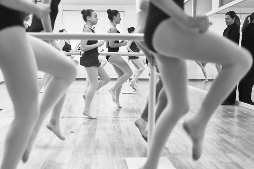 2019_02_02 - Stage di Danza Classica con Elisa Scala _ Art Ballet - Livello intermedio (13/15 anni)