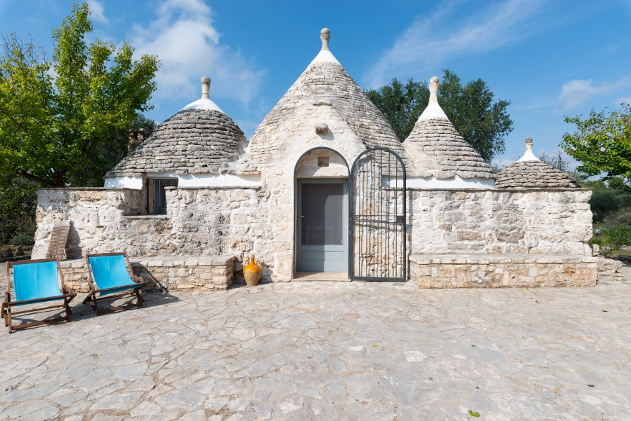 Trullo Giancamisa